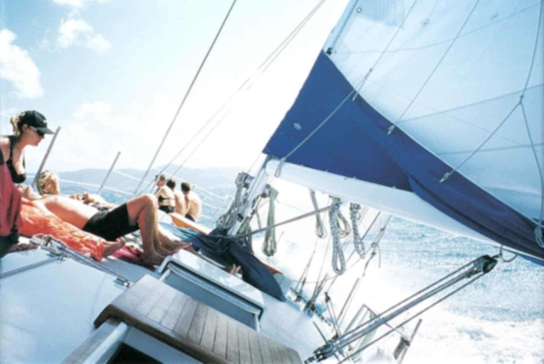Adventure Sailing Ragamuffin