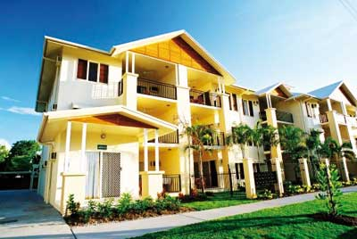 Bay Village Tropical Retreat and Apartments