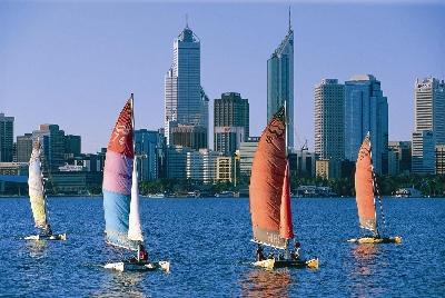 Perth - Darwin, 18 Tage Erlebnisreise