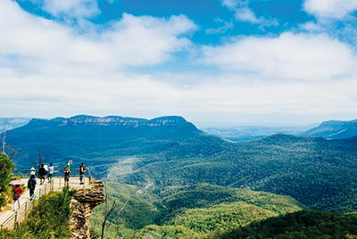 Blue Mountains Country