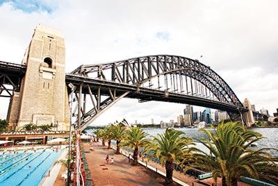 Sydney Fahrradtour