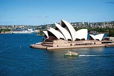 Kaleidoskop Australien - 30 Tage von Melbourne - Ayers Rock - Darwin - Ostküste - Sydney