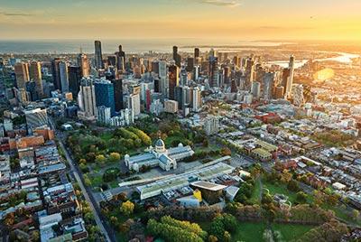 Melbournes verborgene Schätze