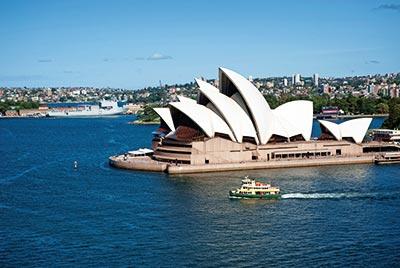 Sydneysider Harbour Odyssey