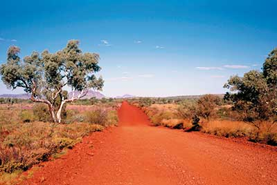 Outback Australia - The Colour of Red 5 Tage ab Ayers Rock bis Alice Springs