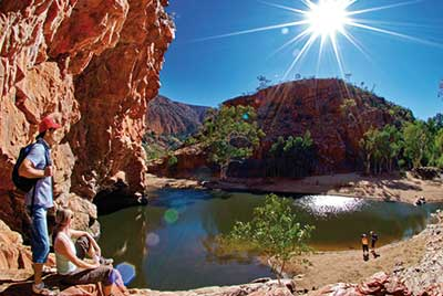 West Mac Donnell Ranges