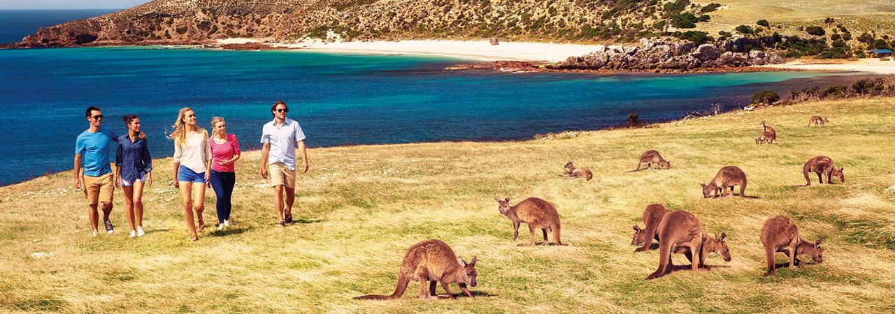 - Australien