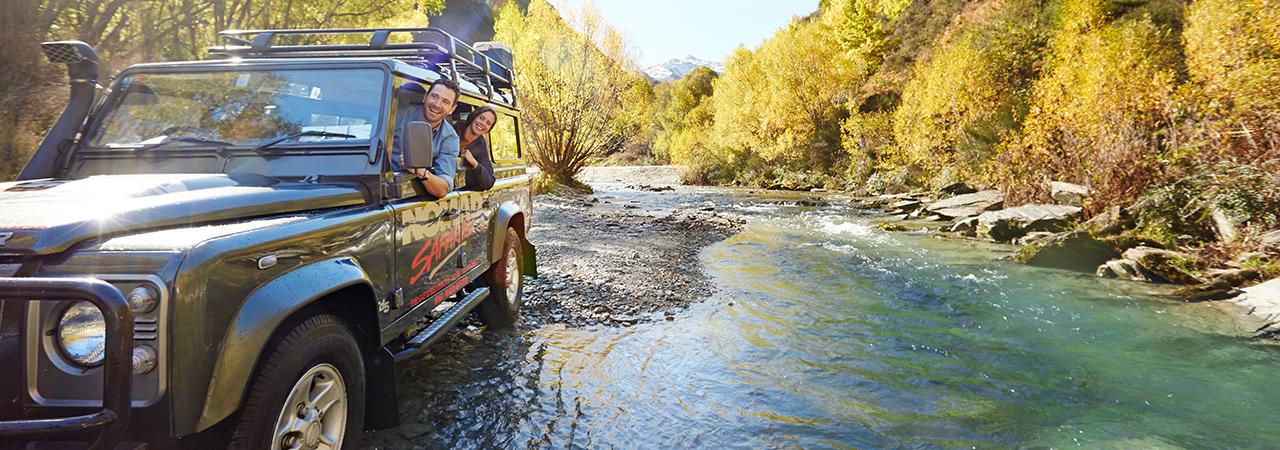 neuseeland rundreise camper