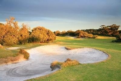 The Royal Melbourne Golf Club