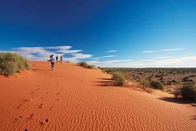 Höhepunkte des Roten Zentrums 4 Tage ab Alice Springs