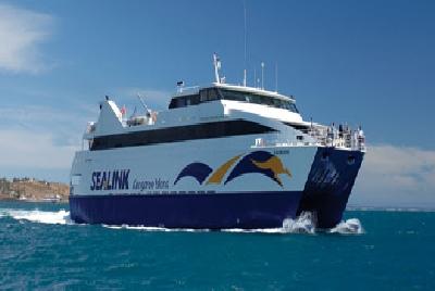 Fähre Sealink ab Cape Jervis